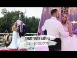 Wedding day 17.08.18  Алёна & Дима   SDE - интервью   Ведущий Андрей Буриков