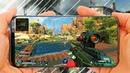NOVO BATTLE ROYALE DE PC PARA ANDROID - APEX LEGENDS