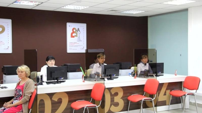 В Микрорайоне Шакша начал работу новый офис МФЦ