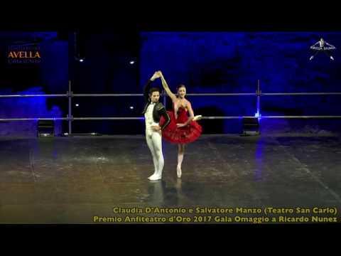 LAbella Danza 2017 Premio Anfiteatro dOro per lArte della Danza