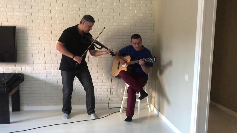 Caim Wefore - Bijan Mortazavi (Quadro) A.Reutov (violin) A.Dedyaev (guitar)