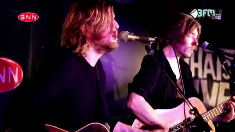 Andy Burrows - As Good as Gone (live @ BNN That's Live - 3FM)