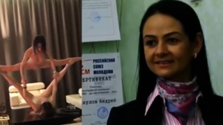 Голые развратные танцы Ольги Глацких слили в сеть Как проходит кастинг у губернатора