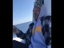 Xxxtentacion dancing on a boat