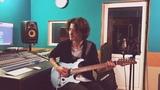 Eldar Tetuev Rock&ampFusion jam on Ibanez AZ prestige 2402