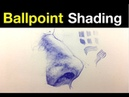 Simple Line Exercises | Ballpoint Pen Shading Tips Pt 3