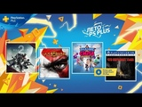 Игры месяца PlayStation Plus в сентябре