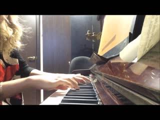 Evening improvisation - #3 (piano)