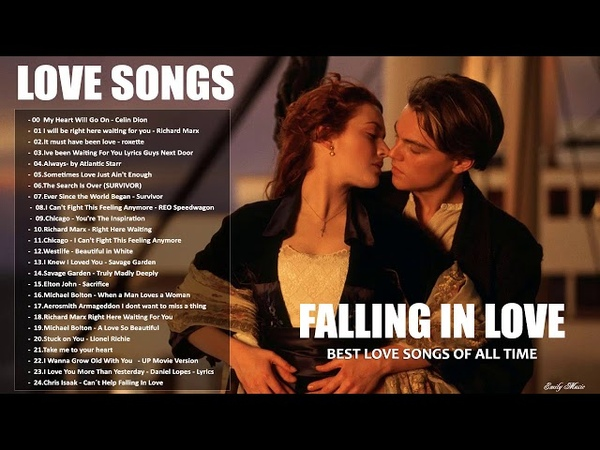 Romantic Love Songs 70's 80's Playlist - Top 100 Greatest Love Songs 70's 80's 90's Collection