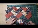 Herringbone quilt