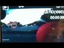 ДТП в Алупке с участием хэтчбека ВАЗ-2112 и автомобиля Chevrolet Cobalt