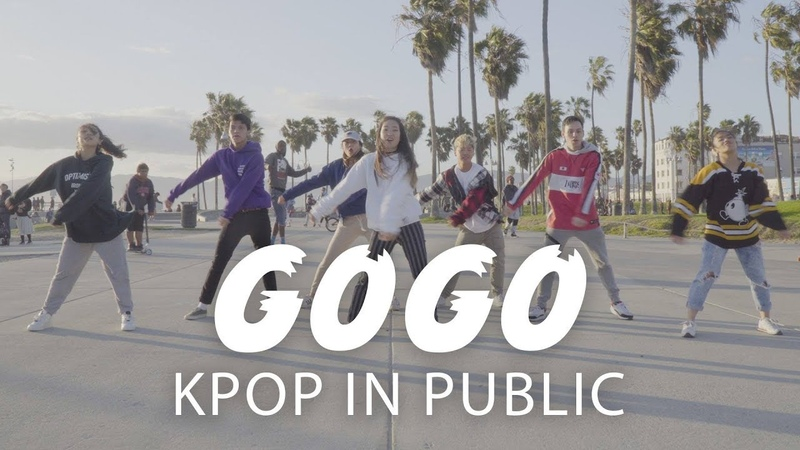 [KPOP IN PUBLIC] GOGO (고민보다 GO) - BTS (방탄소년단) SEOULA
