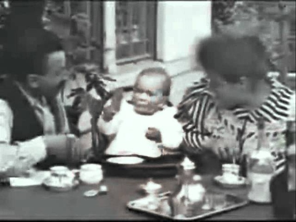 Feeding the Baby Lumiere Brothers 1895