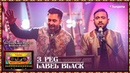 T Series Mixtape Punjabi 3 Peg Label Black Sharry Mann Gupz Sehra Bhushan Kumar Ahmed K Abhijit V