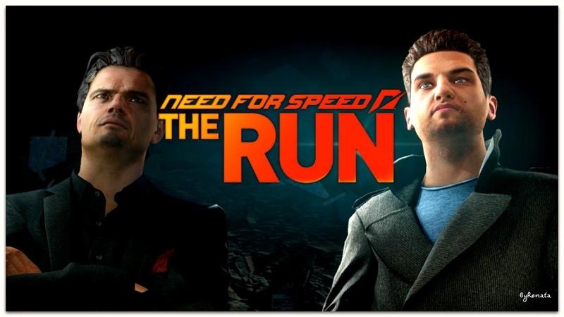 Побег от мафии |Need for Speed The Run|