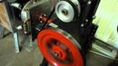 Centrala termica cu arzator -soba racheta -dotata cu generator Stirling
