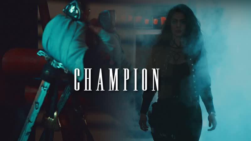 Shadowhunters ○ Champion ○ Sabina B