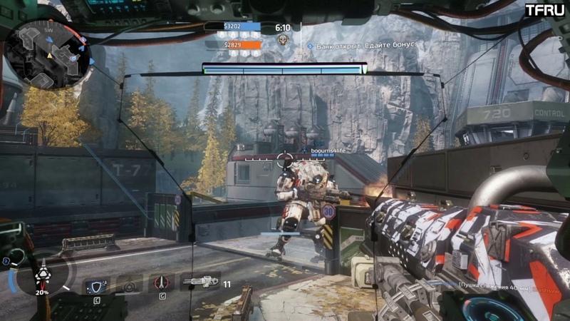 Titanfall 2 Матч 2 Loved Режим