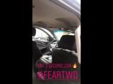 Alycia Debnam-Carey with Colman | Day 2 | SDCC 2018 FearTWD Cast |