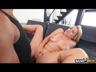 BangBros - Alix Lovell Blonde Cutie Takes on Mandingo