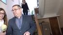 Журналіст CBN і чиновник, який дивився порно на нараді в ОДА