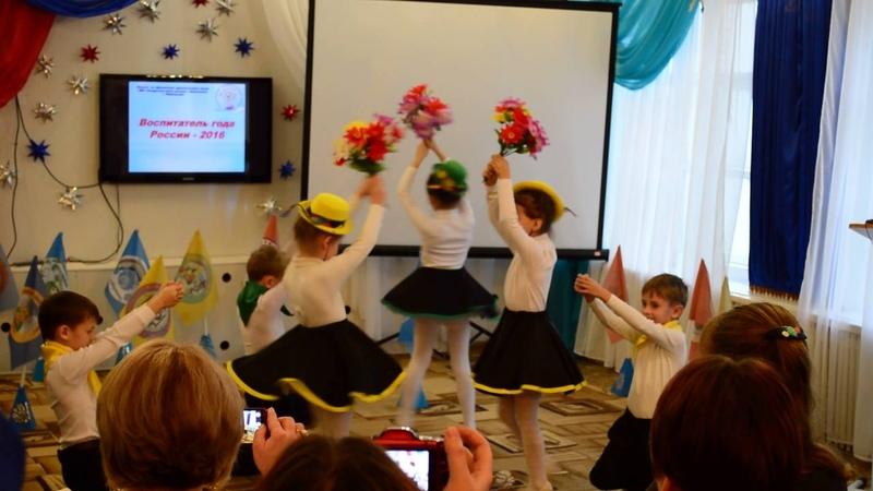 Танец Королева красоты детский сад Чебурашка г.Моршанск