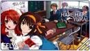 Suzumiya Haruhi no Yuuutsu - Hare Hare Yukai |RUSSIAN COVER| Felya Marie Bibika Roro Ai