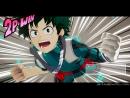 Boku no Hero Academia: One's Justice - Shigaraki VS Midoriya