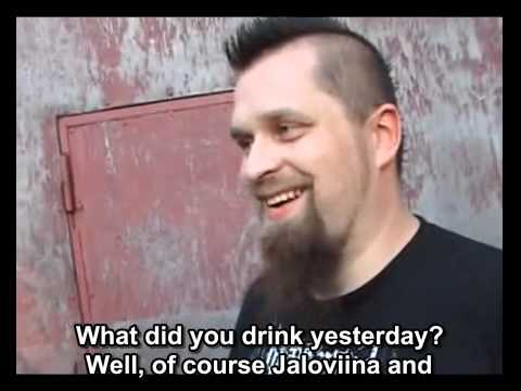Jalometalli 2010 - interview and live: Demilich (in Finnish /w English subtitles)