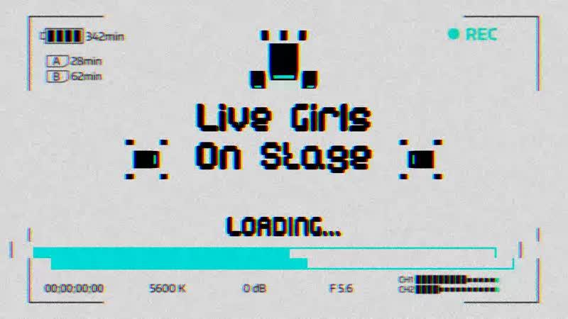 NewRetro IMD Live Girls On Stage Intro 8