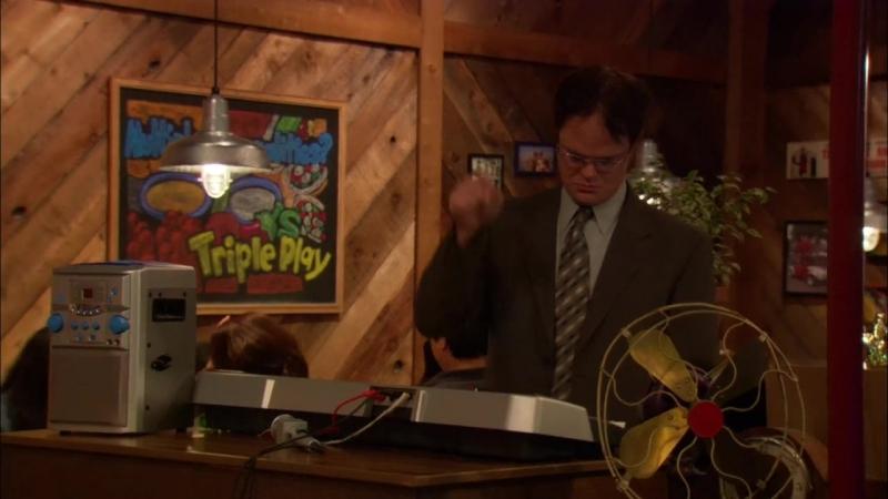 The Office (US) 2x01 - @cinepalomitas