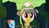 My Little Pony FiM Сезон 4, серия 4 Daring Don't HD русские субтитры