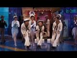 Safety Dance - Glee Cast Version ( Dance Scenes Mashup ) .