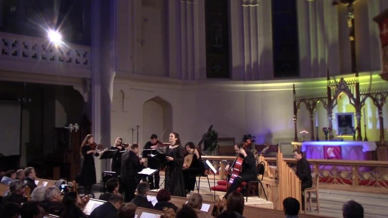 199 J. S. Bach - Mein Herze schwimmt im Blut, BWV 199 - Collegium Musicum [Oleg Romanenko]