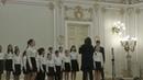 Санкт-Петербургская академическая филармония. Хор Академии музыки.