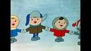 Новогодние мультики, сборник. Дед мороз и лето, Дед мороз и Серый волк, Зима в П