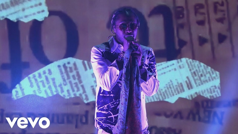 Future - 31 DAYS (Live on The Tonight Show Starring Jimmy Fallon)