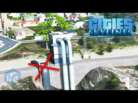 🔴Cities Skylines - Нюансы строительства, разбор полётов и вообще 😄21