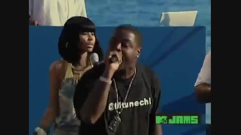 Young Money - Bedrock (MTV Spring Break, 2010)