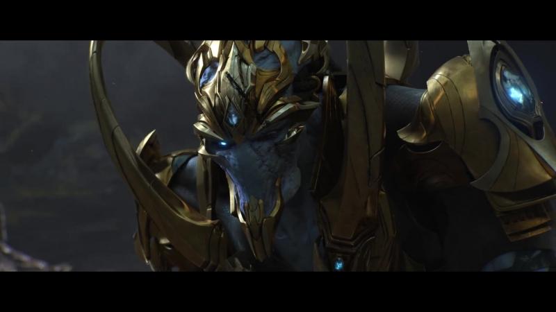 StarCraft II Legacy of the Void (RU)