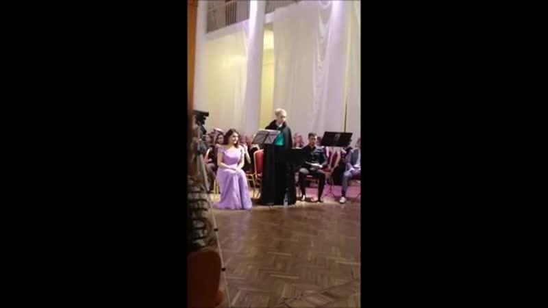 Н.А. РИМСКИЙ - КОРСАКОВ. Опера Золотой петушок. Партия Звездочета