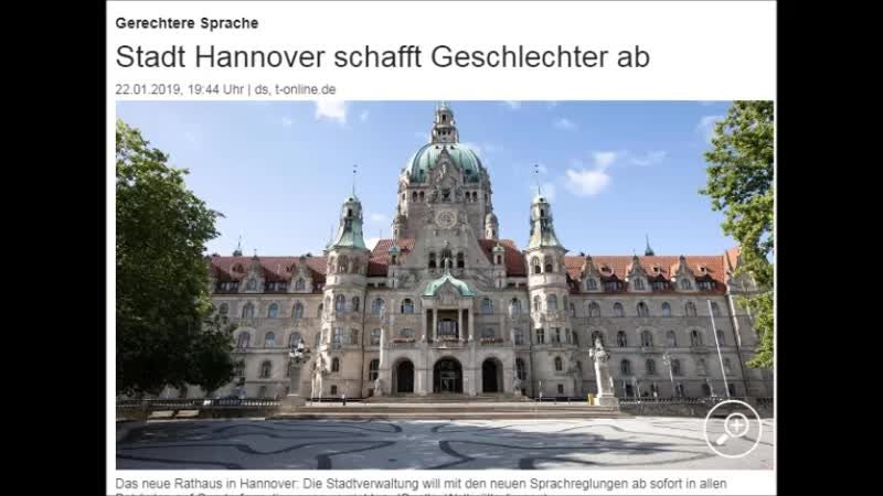 Wenn Verwirrte Langeweile haben, kommt in der Freiluftklappse Deutschland so etwas dabei heraus!