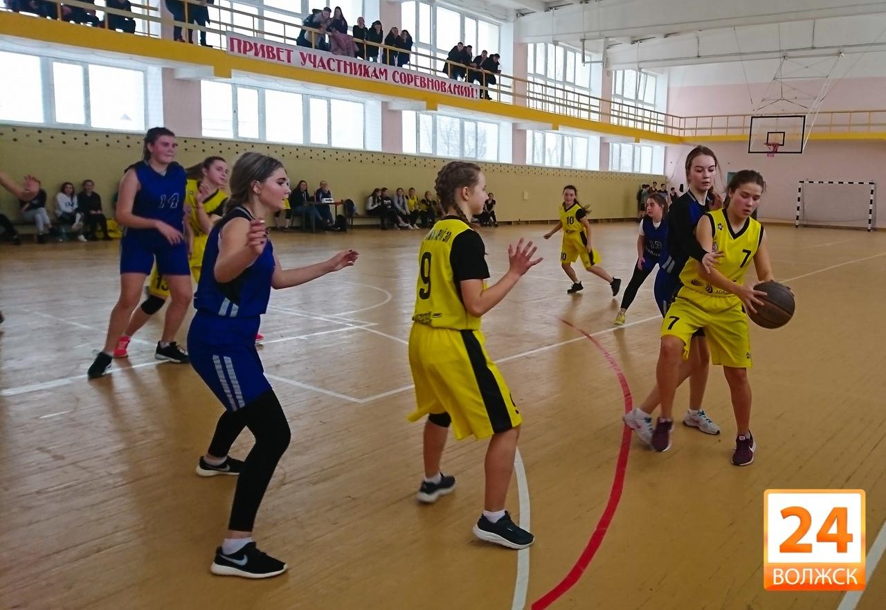 В Волжске состоятся соревнования школьной баскетбольной лиги «КЭС-БАСКЕТ»
