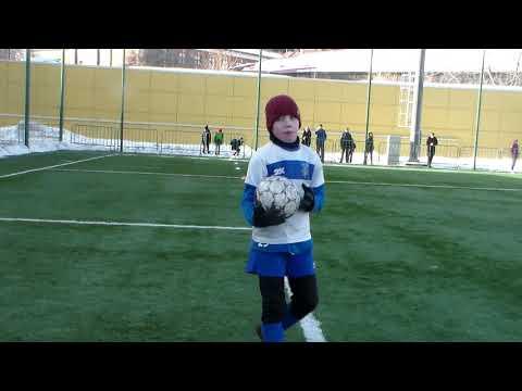 СШ Чайка 2009 - ФШ Леон 16.02.19