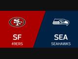 NFL 2018-2019 Week 13 San Francisco 49ers - Seattle Seahawks 1H EN