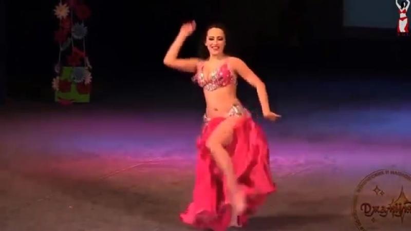 رقص شرقى احلى من صافيناز - Liliya Gimatdinova Bellydancer -Halawet Rooh 24490