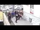 Kıza Laf Atan 30 Kişiyi Tek Başına Döven Çeçen