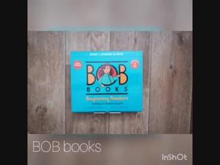 BOB Books Box 2 Beginning Readers