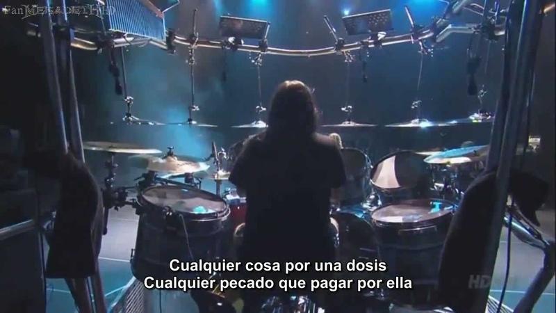 Megadeth - Burnt Ice [Live San Diego 2008 HD] (Subtitulos Español)