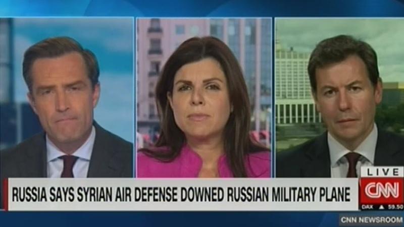 CNN: Россия оставляет за собой право на ответ Израилю за сбитый Ил-20 » Freewka.com - Смотреть онлайн в хорощем качестве